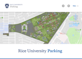 parking.rice.edu