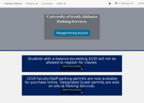 parking.southalabama.edu
