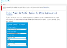 parking.sydneyairport.com.au
