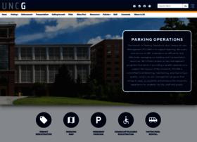 parking.uncg.edu