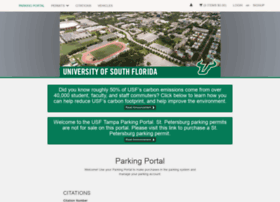 parking.usf.edu