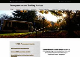 parking.wfu.edu