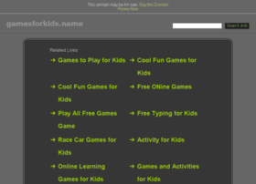 parkinggames.gamesforkids.name