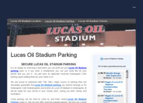parkinglucasoilstadium.com