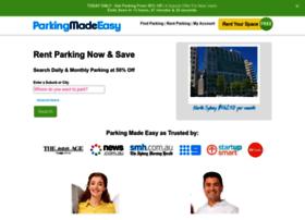 Parkingmadeeasy.com.au