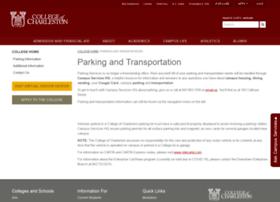 parkingservices.cofc.edu