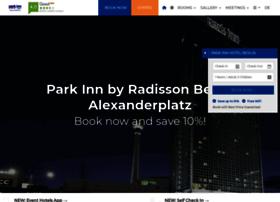 parkinn-berlin.com