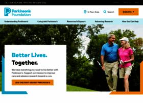 parkinson.org