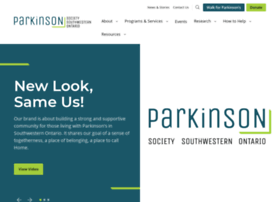 parkinsonsociety.ca