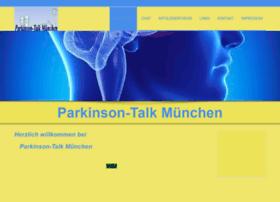 parkinsontalk-muenchen.de