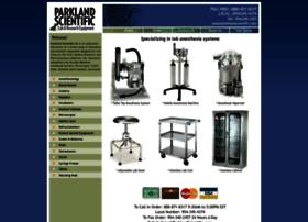 parklandscientific.com