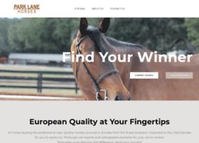 parklanehorses.com