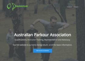 parkour.asn.au