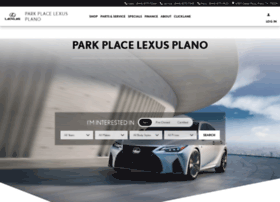 parkplaceplano.com