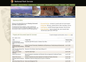 parkplanning.nps.gov