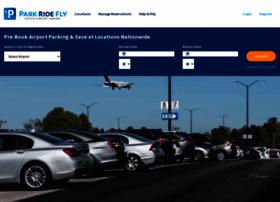 parkridefly.com
