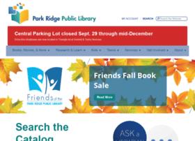 parkridgelibrary.org
