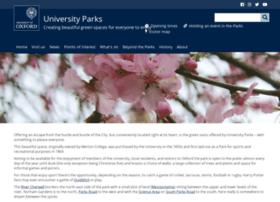 parks.ox.ac.uk