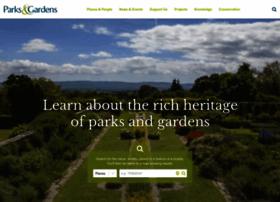 parksandgardens.org