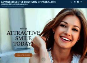 parkslopefamilydentist.com
