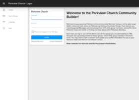 parkview.ccbchurch.com
