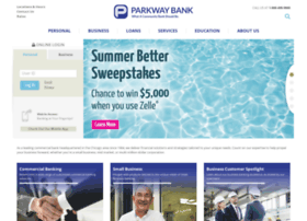 parkwaybank.com