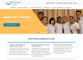 parkwaycollege.edu.sg