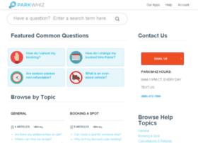 parkwhiz.desk.com