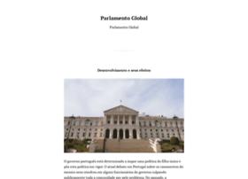parlamentoglobal.pt