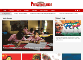 parliamentarian.in