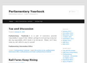 parliamentaryyearbookuk.blog.com