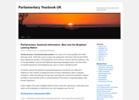 parliamentaryyearbookuk.wordpress.com