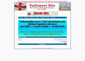 parliamenthits.com