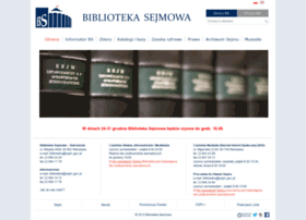 parlib.sejm.gov.pl