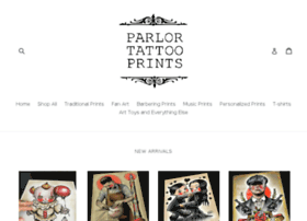 parlortattooprints.com