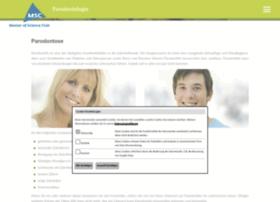 parodontologie.de.com