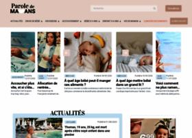paroledemamans.com