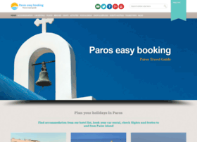 paroseasybooking.com
