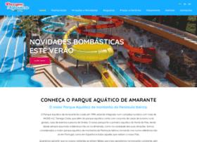 parqueaquaticoamarante.com