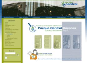 parquecentralcaracas.com