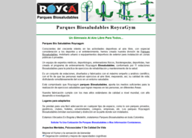 Parques-biosaludables.com