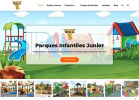 parquesjunior.com