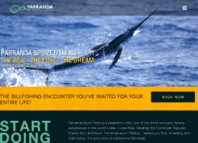 parrandasportfishing.com