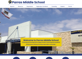 parrasmiddle.org