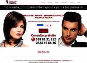 parrucchecaserta.com