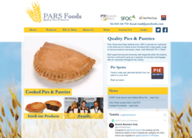 parsfoods.co.uk