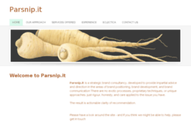 parsnip.it