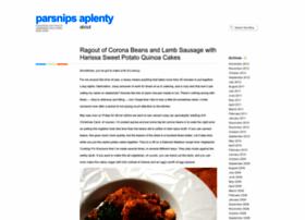 parsnipsaplenty.wordpress.com