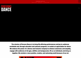 parsonsdance.org