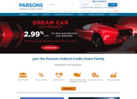 parsonsfcu.org